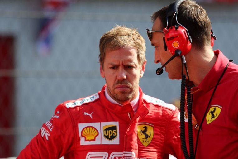 "F1 | 【F1ロシアGP無線レビュー】フェラーリ、チームオーダーの""見解""で思わぬ誤算。ベッテルは「完全にスリップから外れていた」と主張"