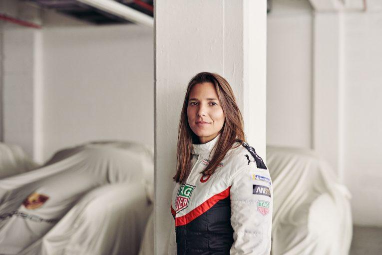 海外レース他 | フォーミュラE:女性ドライバーのシモーナ・デ・シルベストロがポルシェと契約。開発ドライバーに就任
