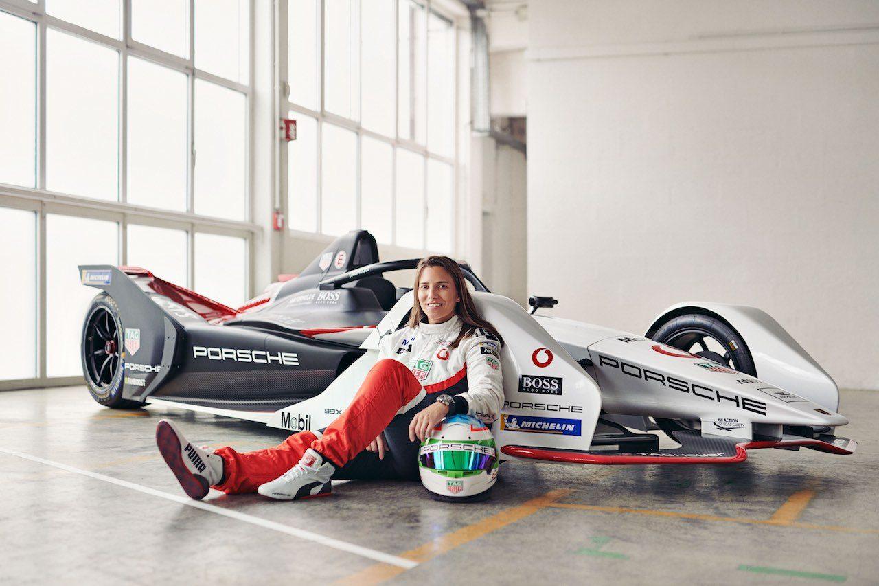 フォーミュラE:豪州で活動中のシモーナ・デ・シルベストロがポルシェ移籍。開発ドライバーに就任