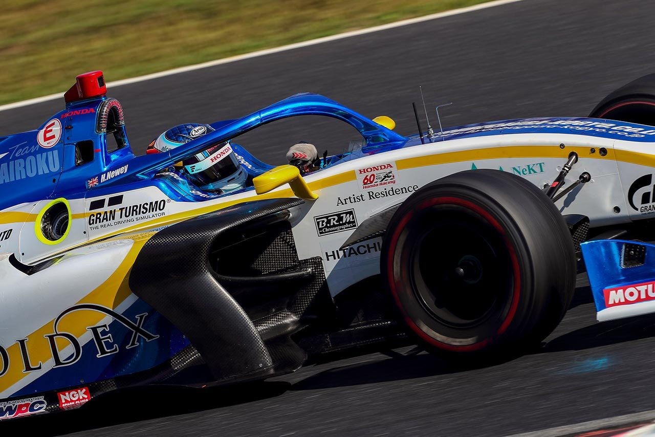 GOLDEX RACING TEAM with B-Max motopark 2019スーパーフォーミュラ第6戦岡山 レースレポート