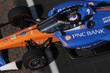 海外レース他 | インディカー:2020年導入のエアロスクリーン型保護デバイスを初テスト。ドライバーからも高評価