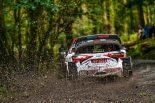 ラリー/WRC   WRC第12戦:ラリーGBシェイクダウンはトヨタのミーク最速。王座争うタナクは8番手