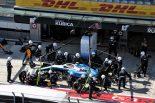 F1   クビサのスポンサー、パーツ温存のためのリタイアを糾弾。「残り5戦を戦うための苦渋の決断」とウイリアムズF1