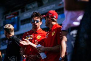 F1 | フェラーリ元会長、ルクレールに批判的「私ならドライバーが無線で文句を言うのを許さない」