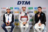 スーパーGT | 「レースで競えるために何でもサポートするよ!」ありがたいけどなんだか悔しい。DTMチャンピオン3人のスーパーGTの印象
