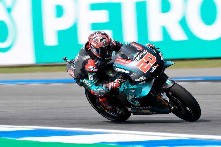 MotoGP | 【タイム結果】2019MotoGP第15戦タイGPフリー走行2回目