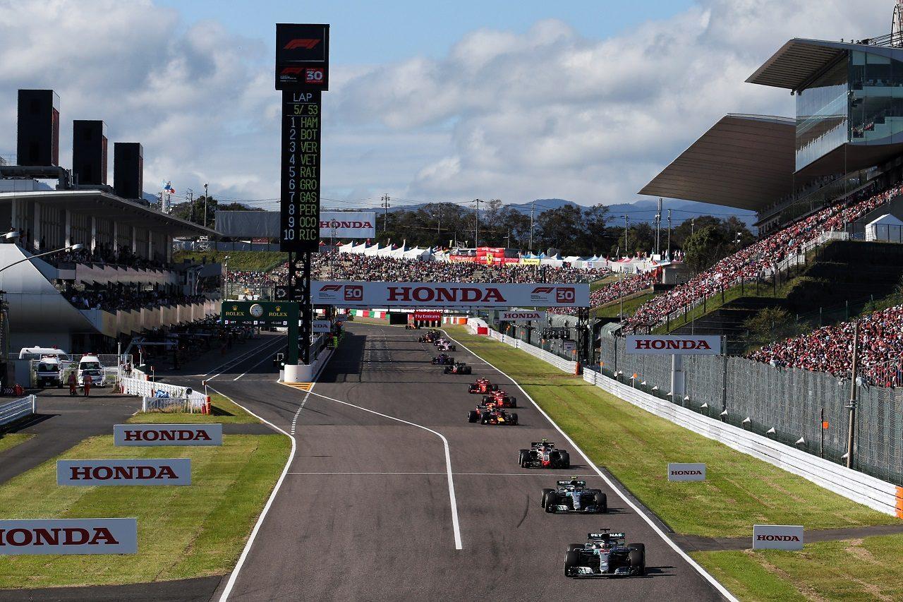 2018年F1日本GP