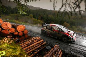 ラリー/WRC | 【順位結果】2019WRC第12戦ラリーGB SS10後