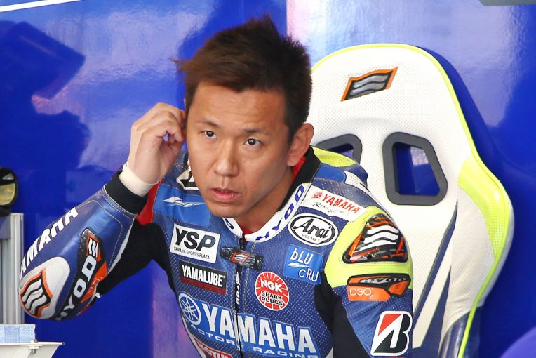MotoGP | ヤマハ中須賀、レコード更新も「狙ってなかった」。決勝は5台の争いを予想/JSB1000第7戦 予選会見コメント