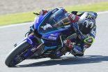 MotoGP | ヤマハ中須賀が2019年3度目のレコード更新でダブルポール/全日本ロード第7戦オートポリス予選