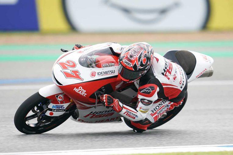 MotoGP | 【順位結果】2019MotoGP第15戦タイGP Moto3クラス予選
