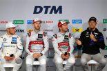 DTM第9戦ホッケンハイム:バトンが語るスーパーGTとの違いとレース1
