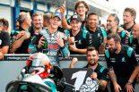 MotoGP | MotoGPタイGP:戴冠の可能性高まるマルケス、予選アタック中に再び転倒。ポール獲得はクアルタラロ