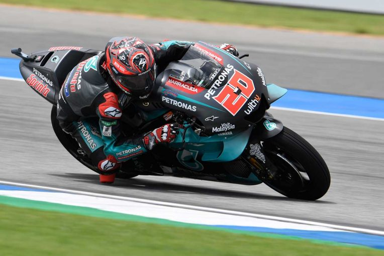 MotoGP | 【順位結果】2019MotoGP第15戦タイGP MotoGPクラス予選