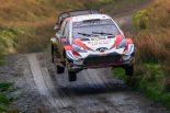 ラリー/WRC | WRC第12戦ラリーGB:トヨタのタナク、11秒リードで最終日へ。ミークは総合4番手へ後退