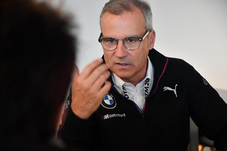 スーパーGT | BMWイェンス・マルカルト代表「スーパーGT×DTM特別交流戦のもう1台はまだ決まっていない」