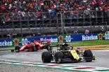 F1   リカルド、ルノーF1が見据えるべきは「マクラーレンではなくトップ3チーム」。競争力向上に手応え