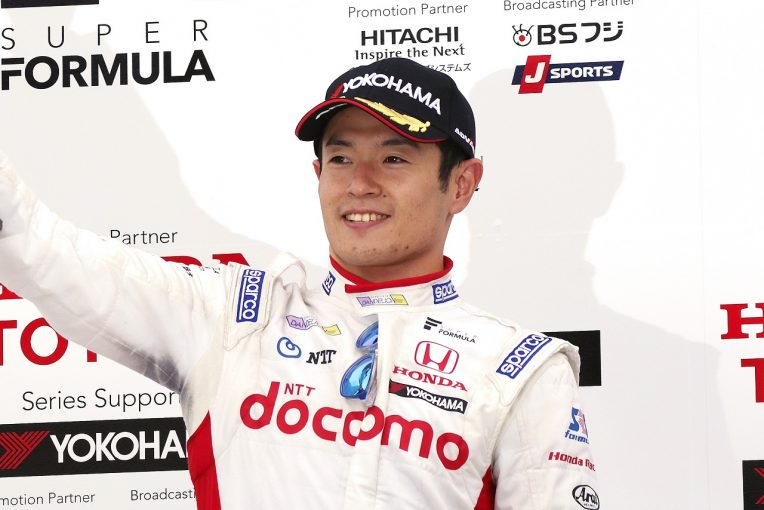F1 | 夢かない、F1プラクティス走行が決まった山本尚貴「チームの活躍につながる仕事をし、自分の力も最大限に発揮したい」