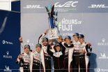 ル・マン/WEC | WEC富士:トヨタ、TS050最後の母国戦でワン・ツー。ハートレー「このチームでの初勝利を飾れて最高の気分」