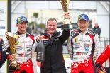 ラリー/WRC | WRC:トミ・マキネン、ラリーGB制したタナクを絶賛。「すべてにおいてうまくやっている」