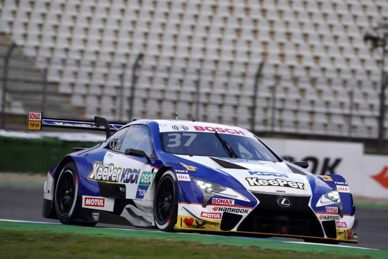 スーパーGT | LEXUS GAZOO Racing 2019年DTM第9戦ホッケンハイム レースレポート