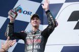 MotoGP | MotoGPタイGP:マルケスとの激闘を演じたクアルタラロに入り混じる感情。「勝てなかったが最後までマルクと争えた」