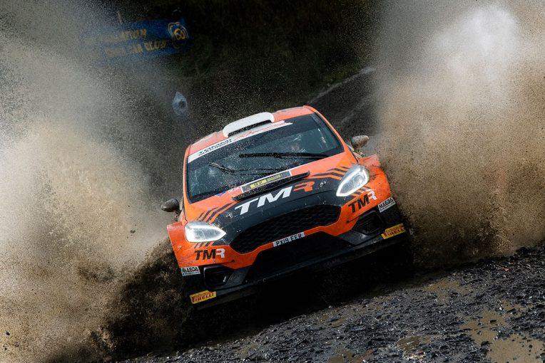 ラリー/WRC | WRC:勝田貴元、高難度のラリーGBを初挑戦で完走。「来年機会があれば先を読んだ戦いができる」