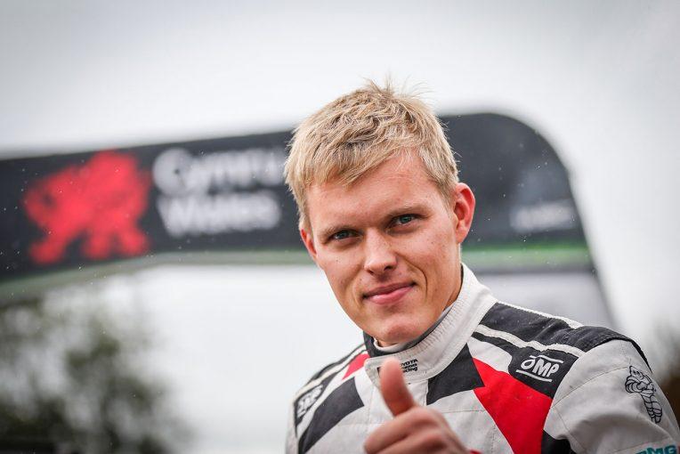 ラリー/WRC   最終SSを全力で攻めたトヨタのタナク「フルポイント獲得の好機を逃すわけにはいかなかった」/2019WRC第12戦ラリーGB デイ4後コメント
