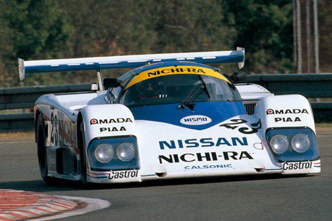 ニッサンR86V(1986年)