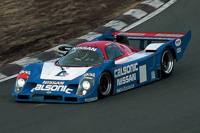 ニッサンR91CP(1991年)