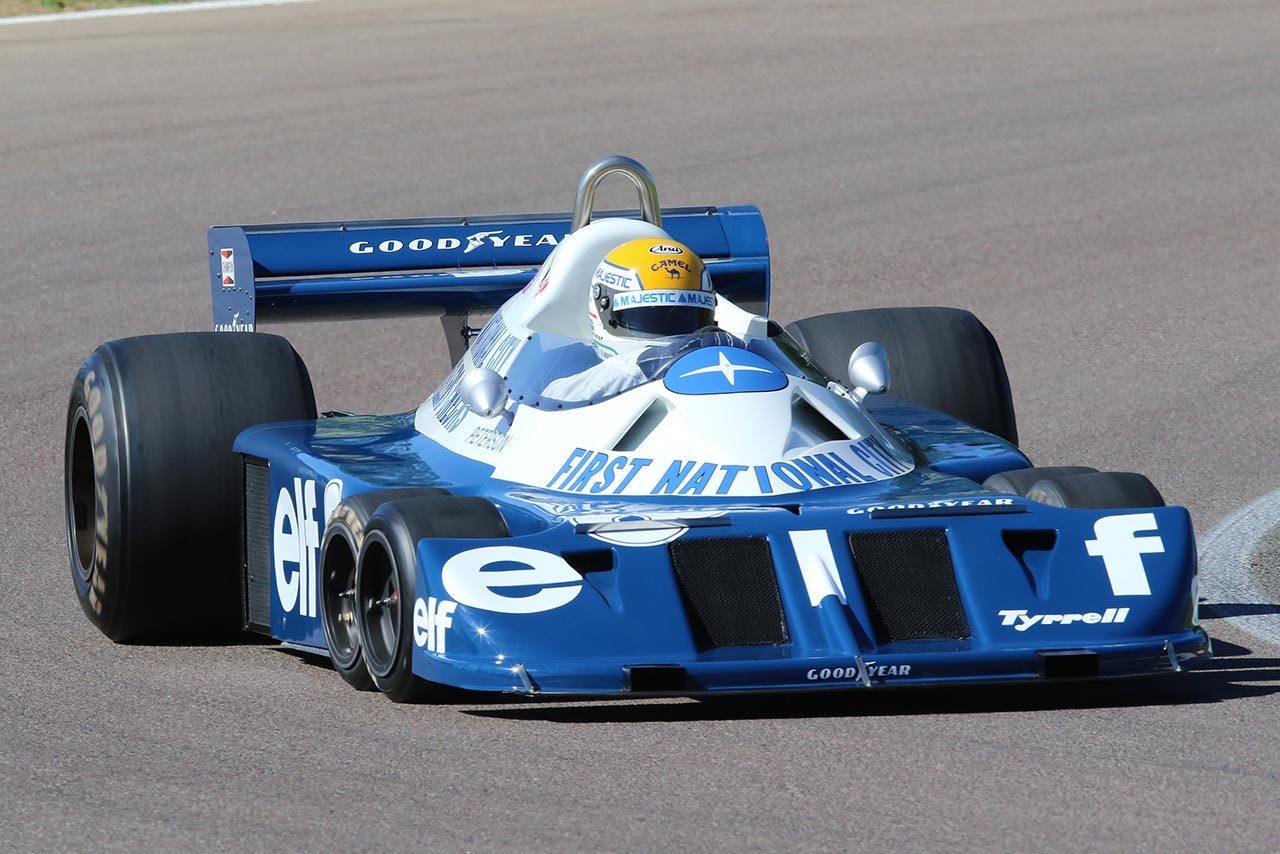鈴鹿サウンド・オブ・エンジン201の詳細続々発表! タミヤ所蔵のTyrrell P34の展示決定で6輪F1が2台同時に揃う