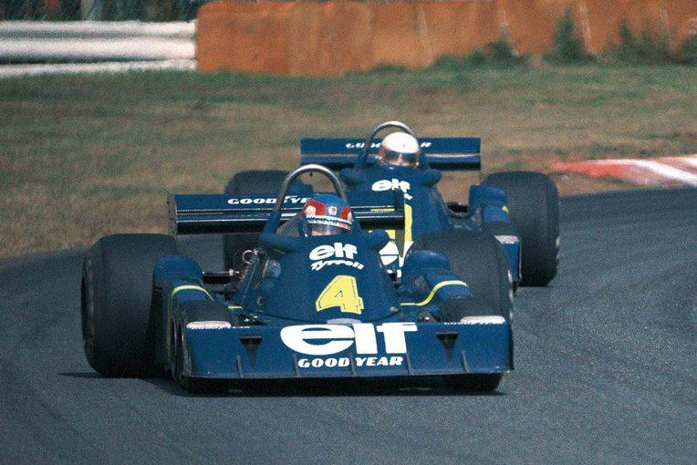 F1 | サウンド・オブ・エンジンの詳細続々! タミヤの『ティレルP34』来場決定で6輪F1が2台同時に鈴鹿へ