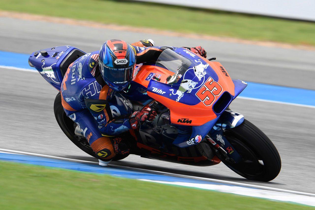 MotoGP:テック3のシート失ったハフィス・シャーリン、2020年はMoto2復帰