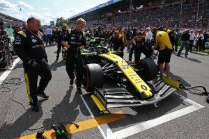 F1 | ルノーF1、鈴鹿で新たなフロントウイングを投入。「違いは非常にわずかなものだが、グリップ改善に期待」