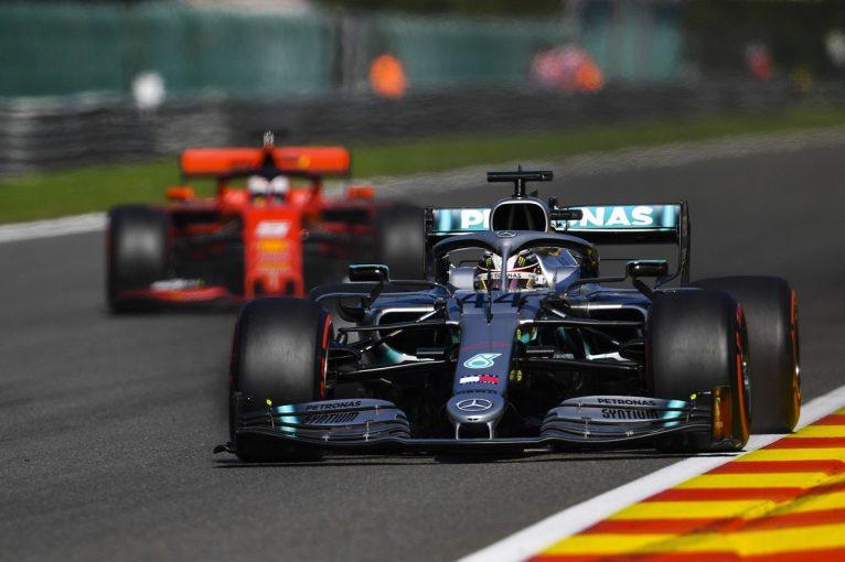 F1 | 日本GPで2019年F1コンストラクターズタイトル決定の可能性。ハミルトンの王座は確定せず