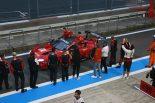WEC富士でLM-GTE Amクラスの優勝を手にしたTFスポーツ