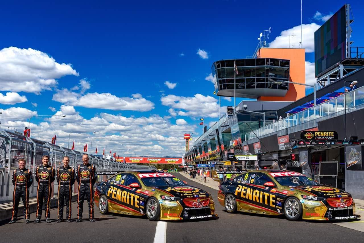 豪州SC:元王者ジェームス・コートニーが、シドニー発新チームのリードドライバーに就任