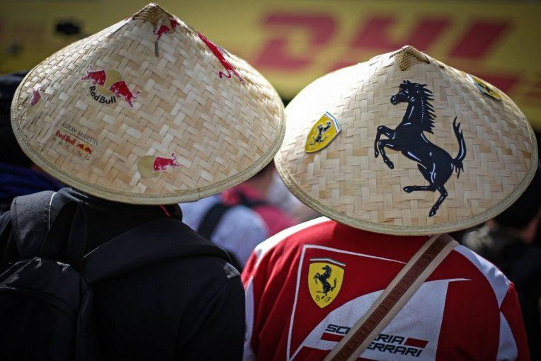 F1 | 2019年F1第17戦日本GP、TV放送&タイムスケジュール