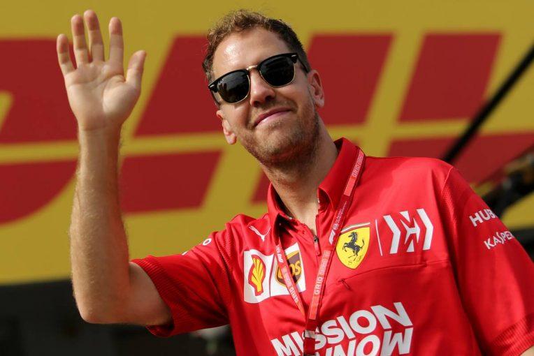 F1   ベッテル木曜インタビュー:フェラーリ引退の噂について、「まだここで成し遂げることがある」と全面否定