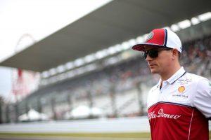 F1 | ライコネン「最後のタイヤは良かったが、序盤2スティントはフロントのグリップがなくて機能しなかった」:アルファロメオ F1日本GP日曜