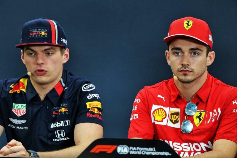 F1 | F1日本GP木曜会見:フェルスタッペン、台風直撃の可能性にも平静。「土曜のイベントがキャンセルされたとしても、今回が初めてじゃない」