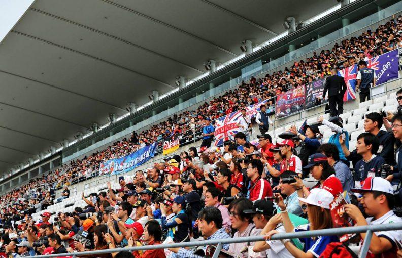 F1 | 台風19号の影響が懸念されるF1日本GP、土曜セッション実施の有無は金曜の14時までに告知