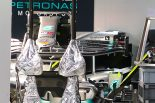 F1   F1 Topic:メルセデス、予選の遅れを取り戻すべく新空力パッケージ投入。コンストラクターズチャンピオン獲得に全力
