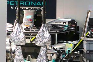 F1 | F1 Topic:メルセデス、予選の遅れを取り戻すべく新空力パッケージ投入。コンストラクターズチャンピオン獲得に全力