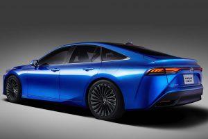 クルマ | トヨタ、次期型FCV『ミライ』の開発最終段階モデルを発表。東京モーターショーで初公開へ