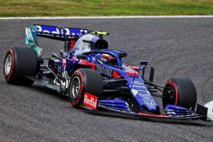 F1 | F1初走行の山本尚貴が30周を走行【タイム結果】F1第17戦日本GPフリー走行1回目