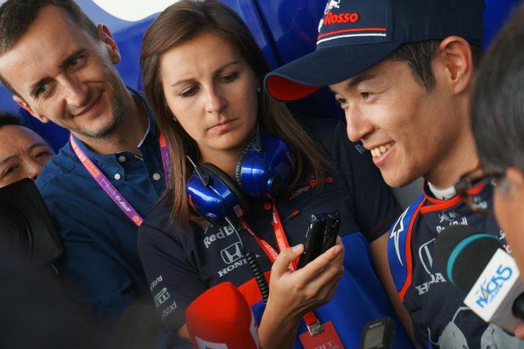F1   【トロロッソ山本尚貴】ついにF1初ドライブ「尋常じゃないパワー。これを言葉にするのは難しい」改めて見えた山本らしさとスタイル