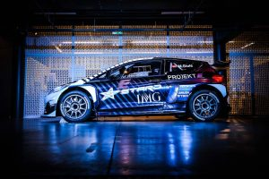 ラリー/WRC | 電動TCR『ETCR』と電動ラリークロス『Project E』のEVキット・サプライヤー決まる