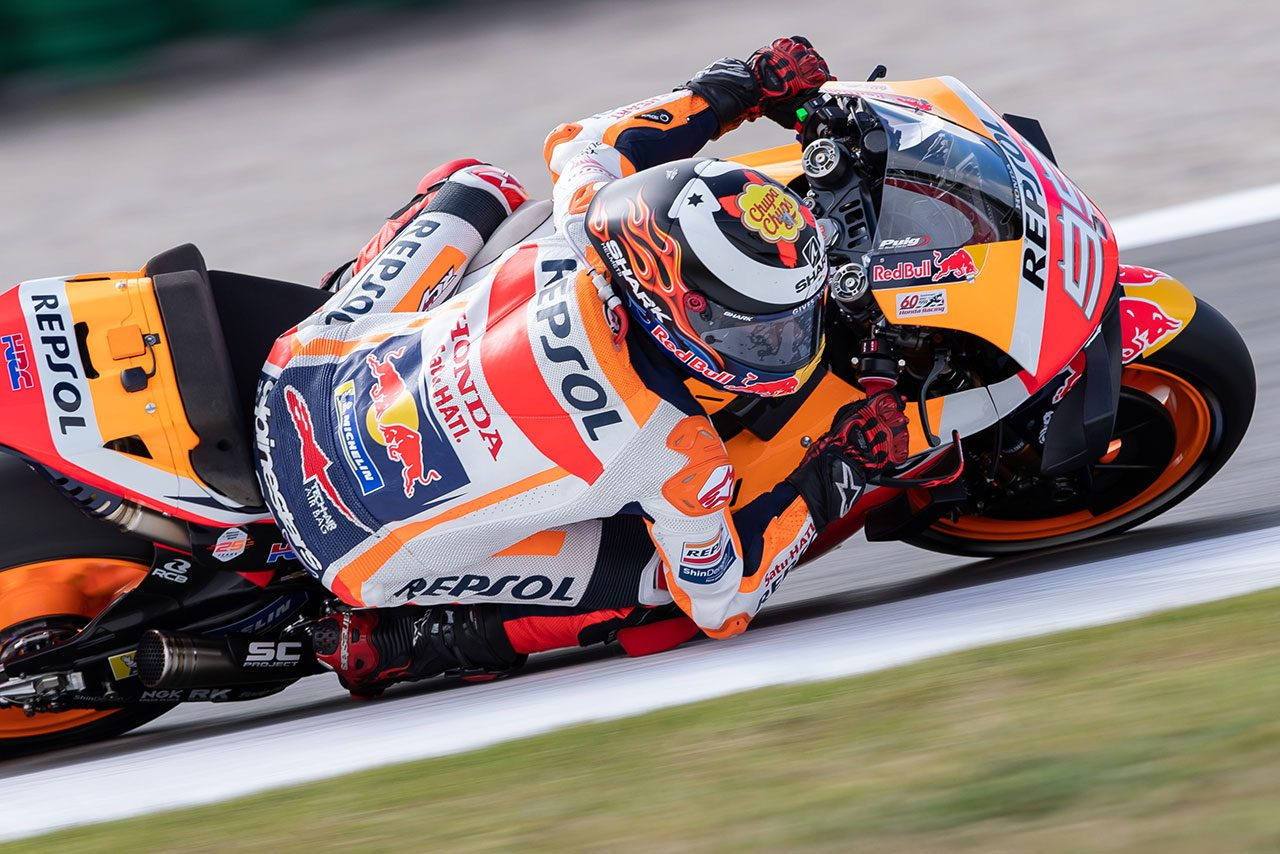 MotoGP:マルケスとは裏腹に苦戦強いられるロレンソ。2019年は「フィジカル面で100%の状態で参戦したことがない」