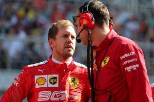 F1 | ハミルトン、フェラーリF1の方針を疑問視も「ロシアでのベッテルはナンバー1ドライバーではなかった」
